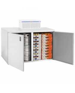 Demonteerbare koelkast 1000L
