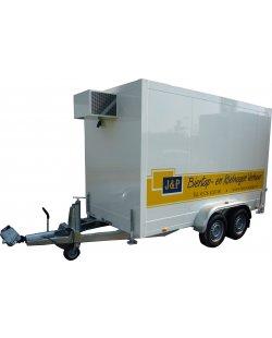 Te huur: koelwagen groot (2 stuks op voorraad)