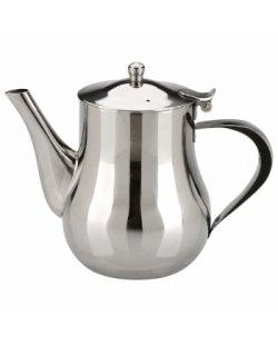 Arabische RVS koffiekan 0,7-1ltr