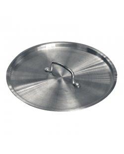 Aluminium deksel voor middel kookpan