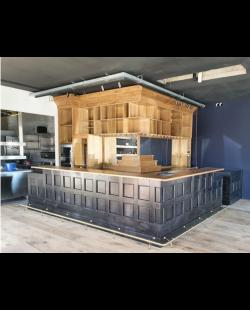 Prachtige pub café bar - maatwerk