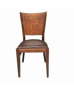 Occasion - Caféstoel zonder armleuning