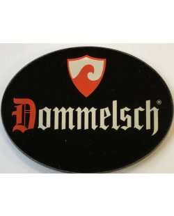 Occasion- Ovale taplens Dommelsch plat