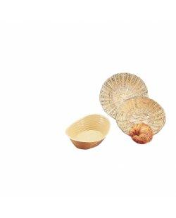 Tafelmandje polypropyleen 22x17cm