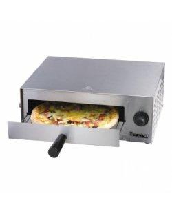 Pizza oven met kruimellade