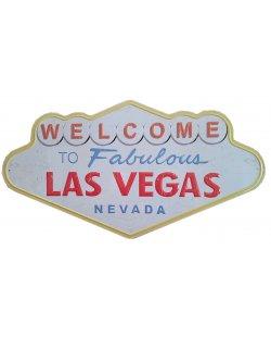 Las Vegas reclamebord