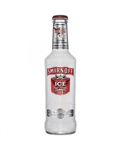 Smirnoff Ice Vodka Premix Flesjes 24x27.5cl
