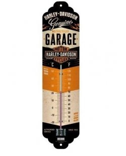Thermometer Harley-Davidson Garage