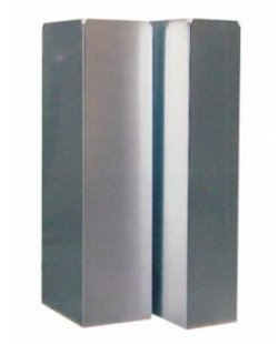 Aluminium pijp vierkant