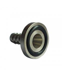 Vlakke aansluiting voor doorvoer 5.5 mm