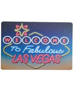Welcome to Fabulous Las Vegas reclamebord
