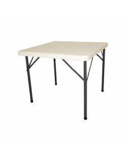 Vierkante opklapbare tafel BOLERO