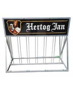 Showroommodel: fietsenrek, fietsenstalling Hertog-Jan