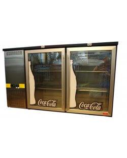 Occasion - Coca-Cola 2 deurs glasdeur koeling