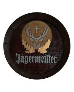 Jägermeister gipsen pubbord / wandbord