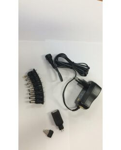 9V adapter voor led verlichting tapzuil