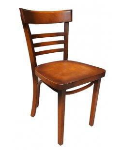 Occasion - Caféstoelen 24x op voorraad