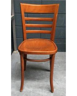 Occasion - 43x Cafestoel zonder armleuning Opruiming!