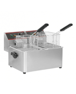 688.055 Caterchef friteuse 5L + 5L