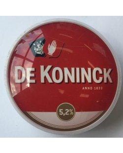 Occasion - Ronde taplens De Koninck bol 69 mmø