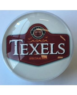 Occasion - Ronde taplens Texels speciaal bier bol 69 mmø