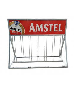 Showroommodel: fietsenrek, fietsenstalling Amstel