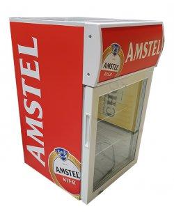 Showroommodel: Amstel koelkast 50L