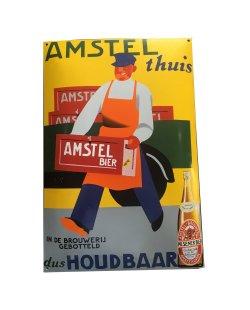 Amstel reclamebord