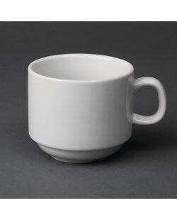 Stapelbare kop en schotel