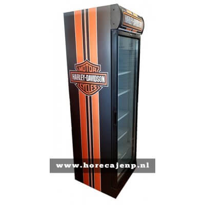 Harley Davidson Statafel.Showroommodel Harley Davidson Koeling 382l