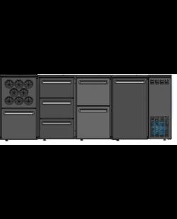 Showroommodel - Serrco combiline koeling