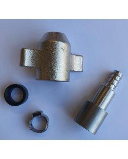 Aansluitset 3/8 voor 5.5 en 6 mm bierleiding