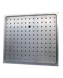 Occasion - Glazenblad 550x500 cm