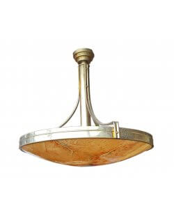 Showroommodel: Hanglamp Antiek messing