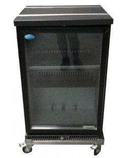 Te Huur: tafelmodel koelkast in frame