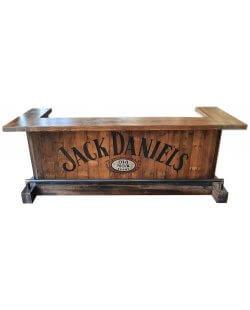 Robuuste Jack Daniels Mancave bar