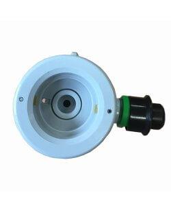 Spoeladapter reinigingstank Bajonetkoppeling