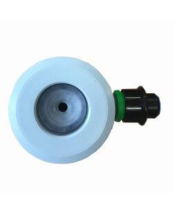 Spoeladapter reinigingstank Schuifkoppeling