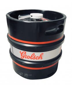 Grolsch 50 Liter fust - ACTIE
