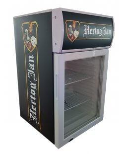Showroommodel: Hertog Jan koelkast 50L