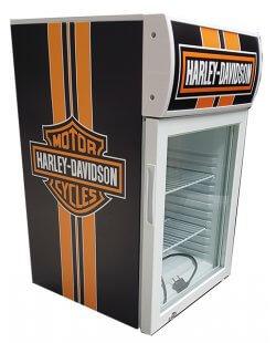 Showroommodel: Harley-Davidson koeling 50L
