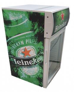 Showroommodel: Heineken koelkast 50L