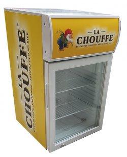 Showroommodel: La chouffe koelkast 50L