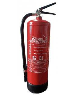 Te huur: Brandblusser 8x op voorraad