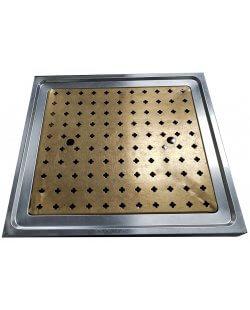 Occasion - Glazenblad afmeting 50x55cm 3x op voorraad