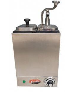 Occasion - Bereila sauswarmer incl. 2 pompen