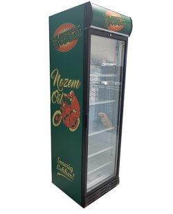 Showroommodel: Nozem koelkast 382L