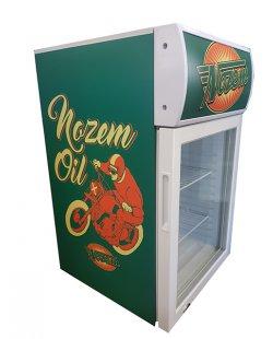 Showroommodel: Nozem koelkast 50L