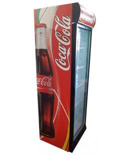 Showroommodel: Coca cola koelkast 382L
