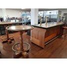 Occasion - Complete bar met tapinstallatie en 2 statafels